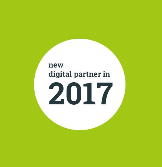 Digital Partner since 2017